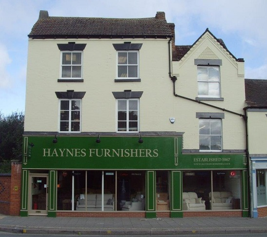 Haynes Furnishers - Burton on Trent - Staffordshire