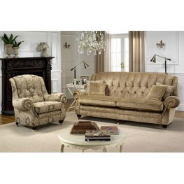 Pompadour sofas and chairs