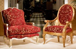 Opera Chairs and Amadeus Chairs
