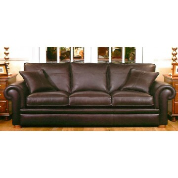 Leather Bentley Sofa  and Chairs
