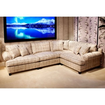 Colonial Collection from the International range which includes sofas, chairs and corner settees