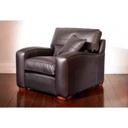 Panther Leather Chair