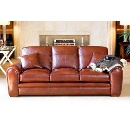Spitfire Leather Settees and Sofas