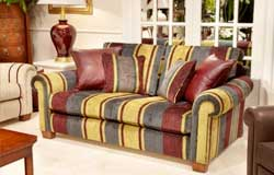 Plantation Fabric Sofa