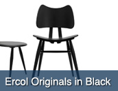 Ercol Originals in Black