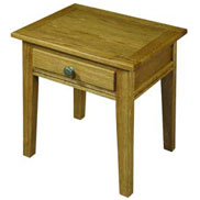 Lamp table from the Hertford furniture range by Old Charm