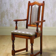 Old Charm Dining Carver Chair