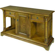Raffles Lamp Table From Old Charm Furniture Ltd