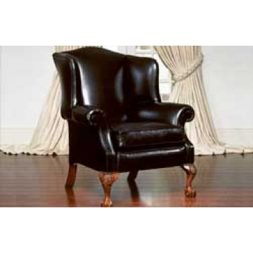 Shaftsbury Leather Chair