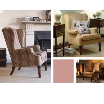 Regency Wing  Armchairs