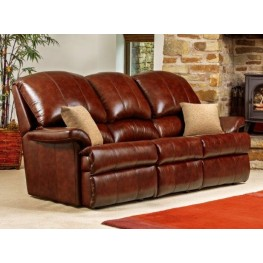Bergen Suite, Sofas, Recliner  and Chairs in Leather