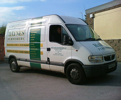 Free Delivery Of Your Furniture Throughout England & Wales